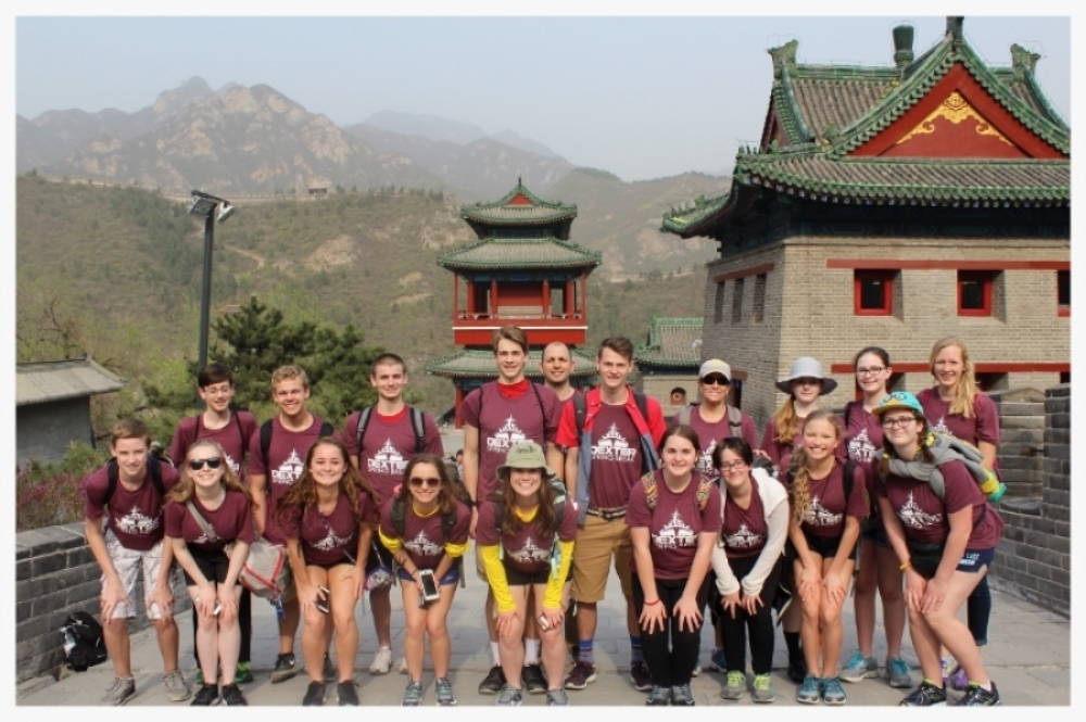 Dexter International Academy Students in China