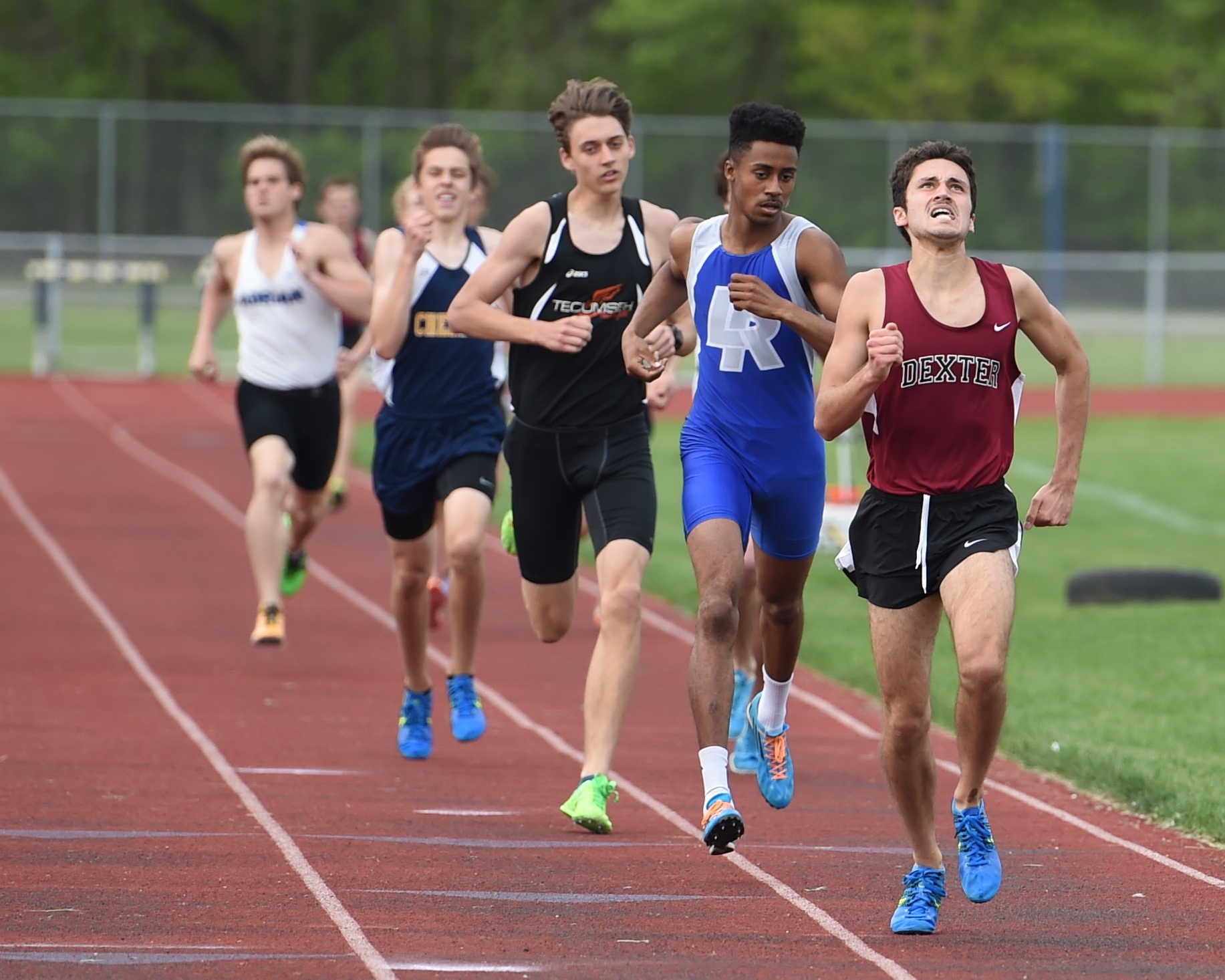 High School Track Competition