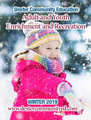 Community Ed Winter Catalog