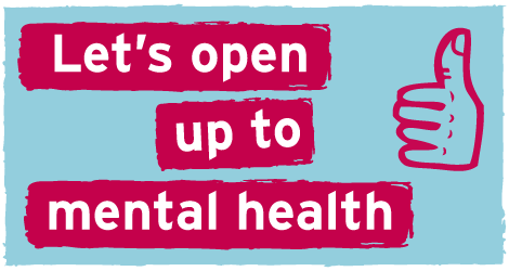 Let's Open Up to Mental Health
